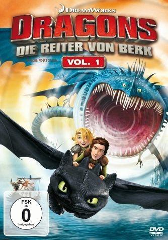 DVD »Dragons - Die Reiter von Berk, Vol. 1«