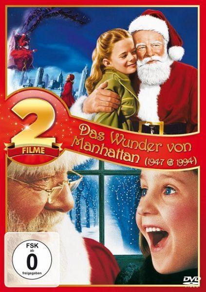 DVD »Das Wunder von Manhatten (1947 & 1994)«