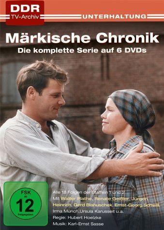 DVD »Märkische Chronik - 1. und 2. Staffel (6 Discs)«