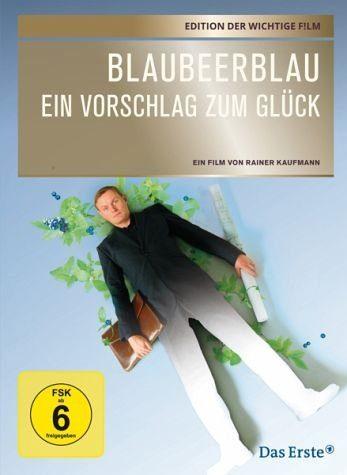 DVD »Blaubeerblau«