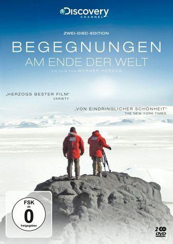 DVD »Begegnungen am Ende der Welt (2 Discs)«