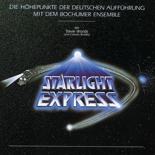 Audio CD »Richard Stilgoe: Starlight Express«