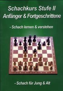 DVD »Schachkurs Stufe II: Anfänger und...«