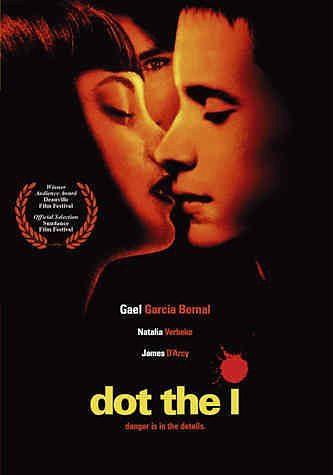 DVD »Dot the I«