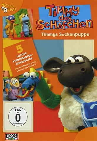 DVD »Timmy das Schäfchen - Timmys Sockenpuppe«