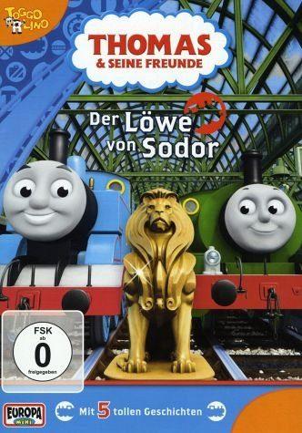 DVD »Thomas und seine Freunde (Folge 24) - Der Löwe...«