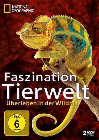 DVD »National Geographic - Faszination Tierwelt,...«