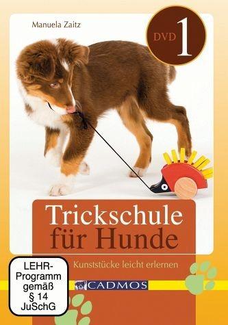 DVD »Trickschule für Hunde I (2 Discs)«