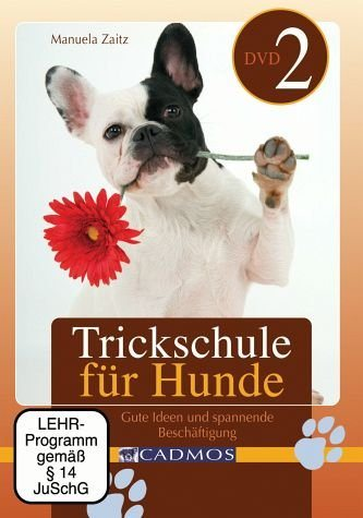 DVD »Trickschule für Hunde II (2 Discs)«