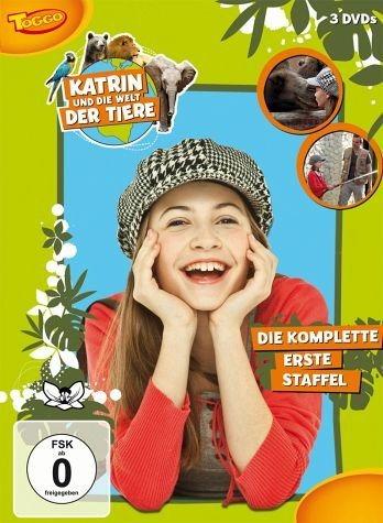 DVD »Katrin und die Welt der Tiere - Die komplette...«