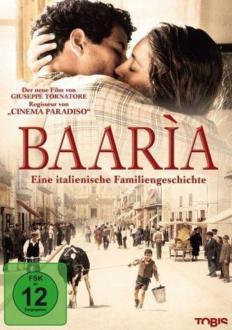 DVD »Baarìa - Eine italienische Familiengeschichte«