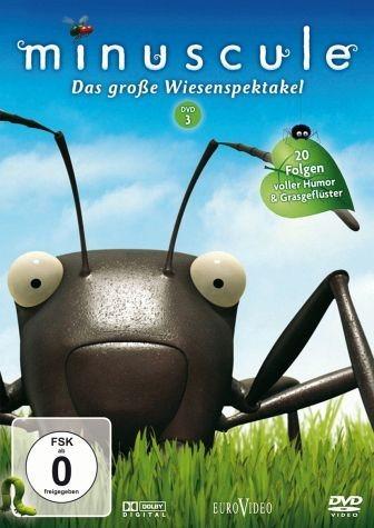 DVD »Minuscule, Folgen 39-58 - Das große...«