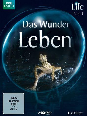 DVD »Life - Das Wunder Leben, Vol. 1 (2 Discs)«