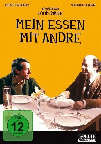 DVD »Mein Essen mit Andre«