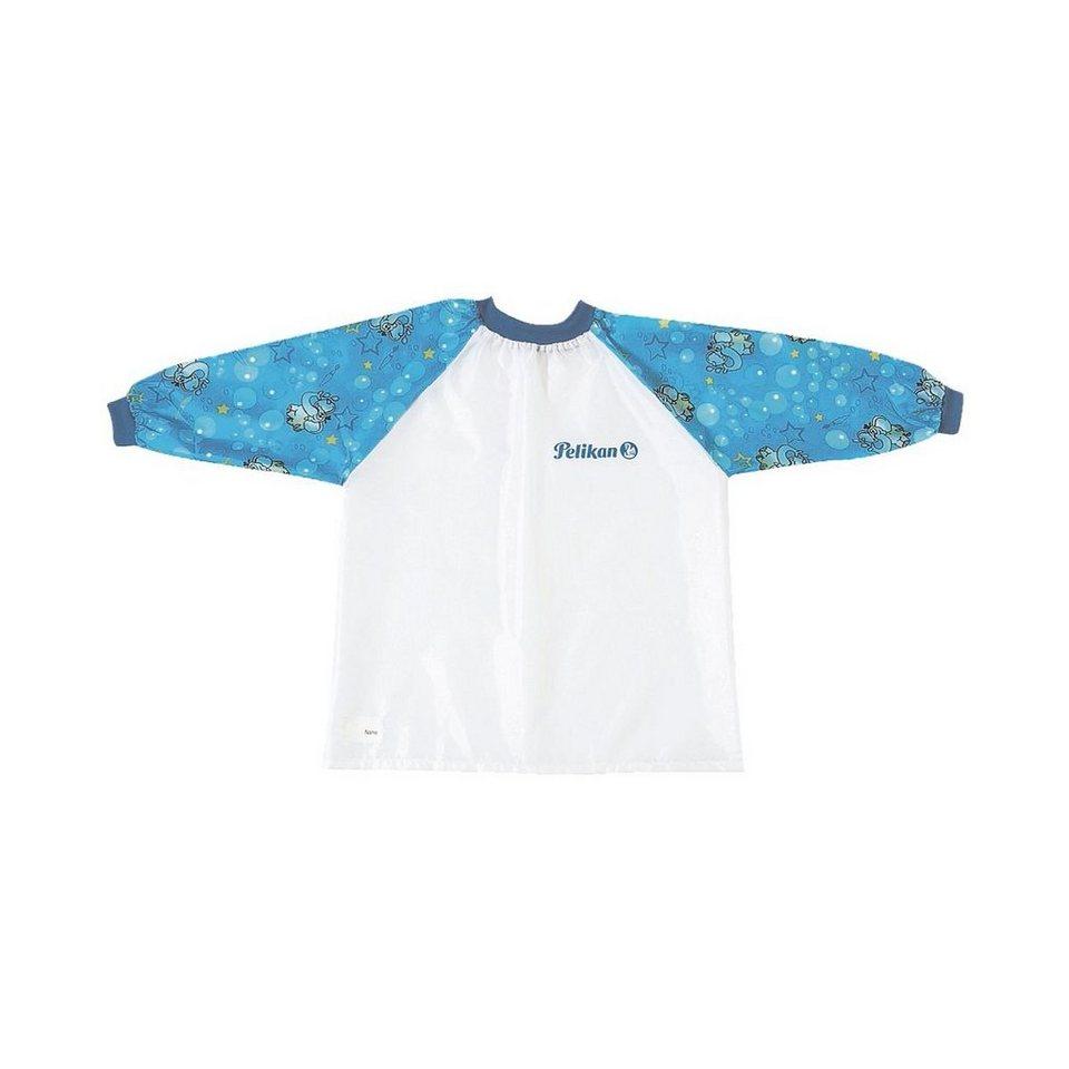 Pelikan Kinder-Malschürze in blau