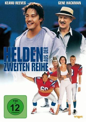 DVD »Helden aus der zweiten Reihe«