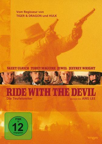 DVD »Ride with the Devil - Die Teufelsreiter«