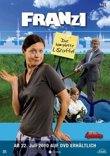 DVD »Franzi - Die komplette 1. Staffel«