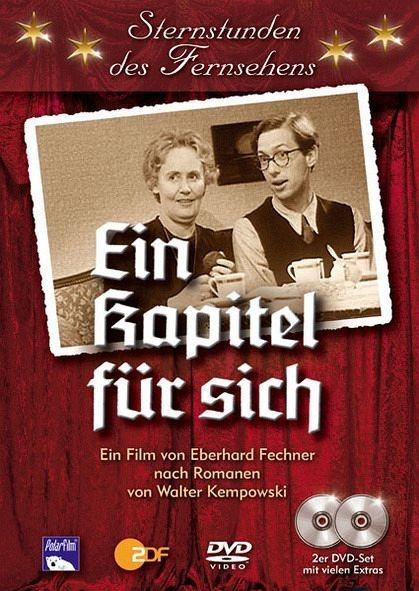 DVD »Ein Kapitel für sich (2 DVDs)«