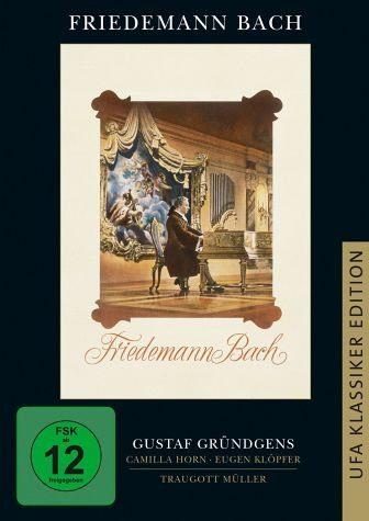 DVD »Friedemann Bach«