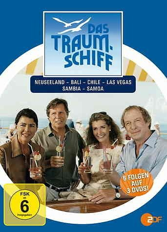 DVD »Das Traumschiff DVD-Box 2 (3 DVDs)«