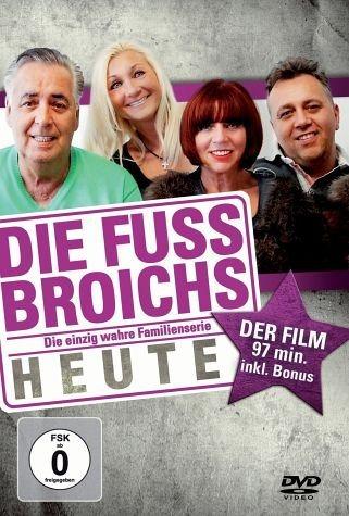 DVD »Die Fussbroichs - Heute: Der Film«