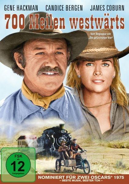 DVD »700 Meilen westwärts«