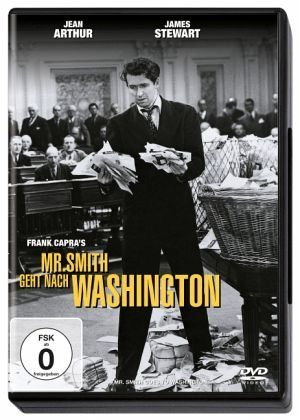 DVD »Mr. Smith geht nach Washington«