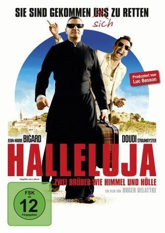 DVD »Halleluja - Zwei Brüder wie Himmel und Hölle«
