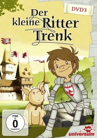 DVD »Der kleine Ritter Trenk - DVD 3«