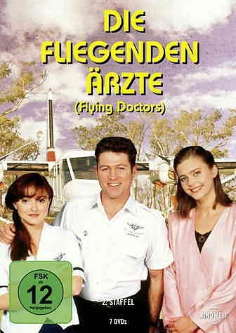 DVD »Die fliegenden Ärzte - Die zweite Staffel (7...«