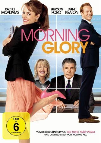 DVD »Morning Glory«