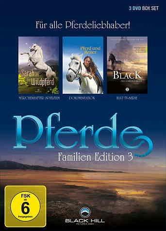 DVD »Pferde - Familien Edition 3 (3 Discs)«