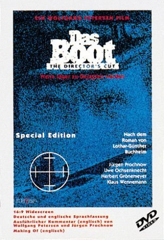 DVD »Das Boot - The Director's Cut (Special Edition)«