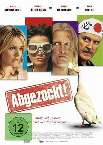 DVD »Abgezockt!«