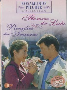 DVD »Rosamunde Pilcher: Flamme der Liebe / Paradies...«