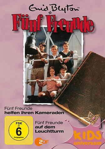 DVD »Enid Blyton - Fünf Freunde helfen ihren...«