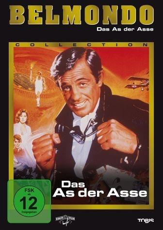DVD »Das As der Asse«