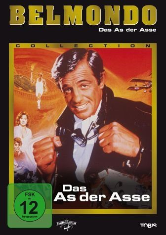 DVD »Das As der Asse«