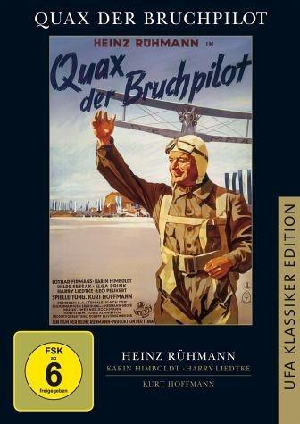 DVD »Quax der Bruchpilot«