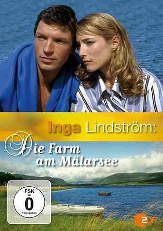DVD »Inga Lindström: Die Farm am Mälarsee«