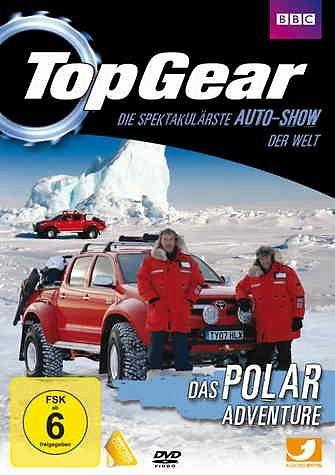 DVD »Top Gear - Das Polar Adventure«