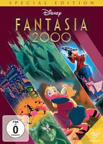 DVD »Fantasia 2000 (Special Edition)«