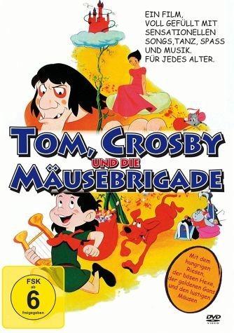 DVD »Tom, Crosby und die Mäusebrigade«