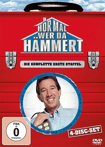 DVD »Hör mal, wer da hämmert - Die komplette erste...«