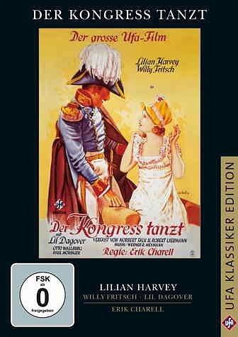DVD »Der Kongress tanzt«