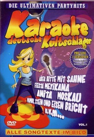 DVD »Various Artists - Karaoke - Deutsche...«