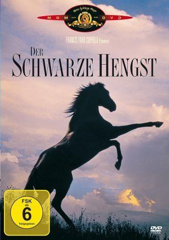 DVD »Der schwarze Hengst«
