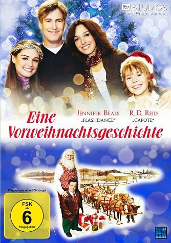 DVD »Eine Vorweihnachtsgeschichte«