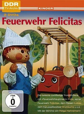 DVD »Feuerwehr Felicitas (2 Discs)«